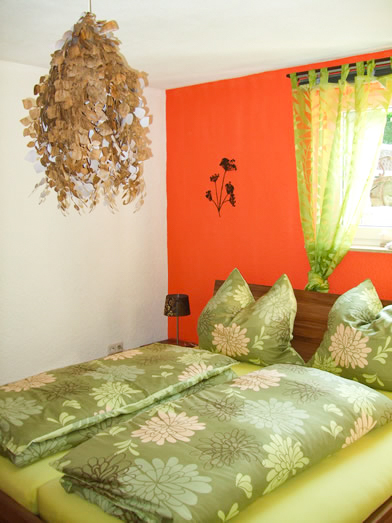 Schlafzimmer Holzhaus Donaueschingen